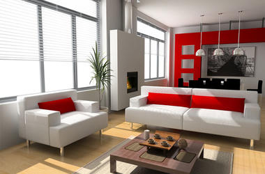 Apartment living room